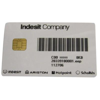 Indesit Card Widl126sex Evo Ii S/w 28319830001 Ref: C00267137