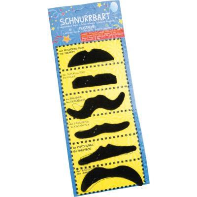 Accessoires de déguisement les moustaches de Gilles