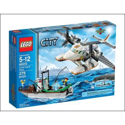 Lego 60015 City - L'avion des garde-côtes