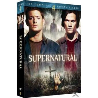 SUPERNATURAL - S4 (6DVD) (IMP)