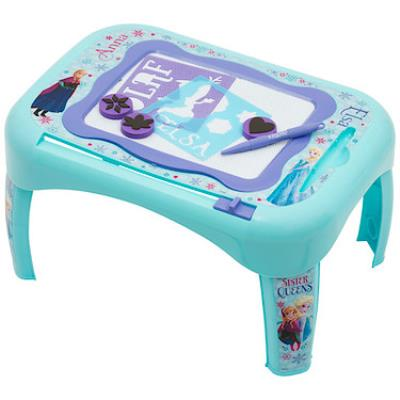 Disney - La Reine Des Neiges - Mini Table d\'Activités avec ...