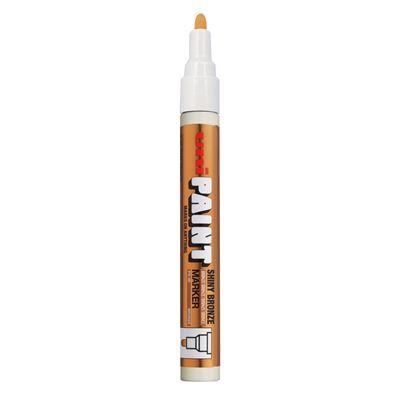 Marqueur px20 conique moyenne bronze brillant - paint marker