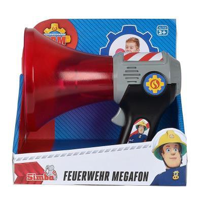 Simba Toys 109258699 Pompier Sam - Mégaphone