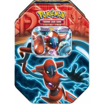 pokebox deoxys boite rouge carte pokemon jeu de cartes achat prix fnac. Black Bedroom Furniture Sets. Home Design Ideas