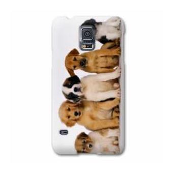 coque samsung galaxy s5 chien