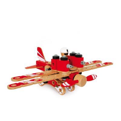 Set de construction en bois Aviation Marcolite