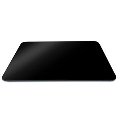 Pebbly 99-14rtbla planche en verre multifonction rectangulaire verre trempé noir 30 x 40 cm