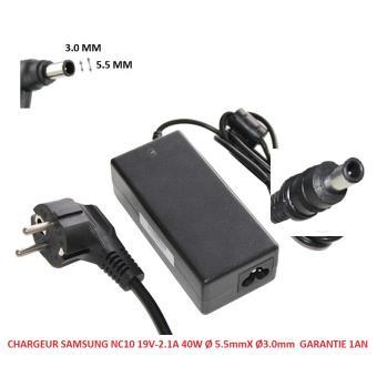 chargeur batterie ordinateur portable nc 210 samsung