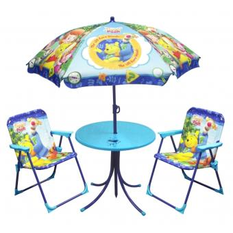 Winnie L'ourson Jardin Ensemble Salon Enfants De TableParasol f6v7gIYbym