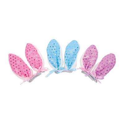 Accessoires de déguisement oreilles de lapin Maryse