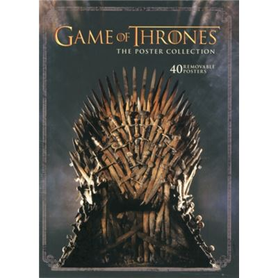 Game Of Thrones: The Poster Collection (Paperback)