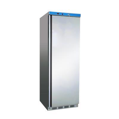 Saro HT 400 s/s - Congélateur - congélateur-armoire - pose libre - largeur : 60 cm - profondeur : 60 cm - hauteur : 185 cm - 258 litres - classe B - acier inoxydable