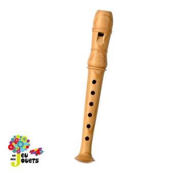 flute en bois instrument de musique pour enfant jouet musical instruments de musiques achat. Black Bedroom Furniture Sets. Home Design Ideas