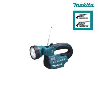 Li Makita 14 18v 4 Radio Torche Amfm Avec Lampe Ionmachine Led eE2HID9WbY
