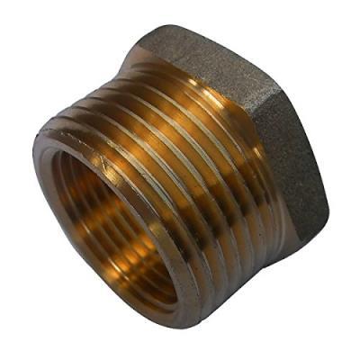 Sirocco raccord réducteur en laiton ag/ig 2,54 cm (1 \