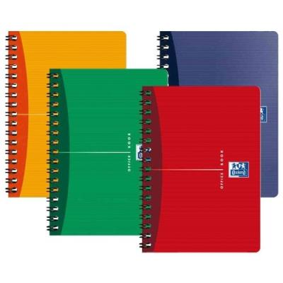 Oxford office carnet reliure intégrale, 110 x 170 mm, 100103841