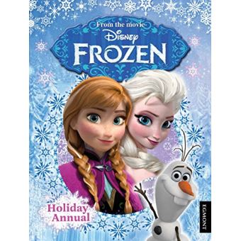 Disney Frozen Holiday Annual - Hardback - 2015