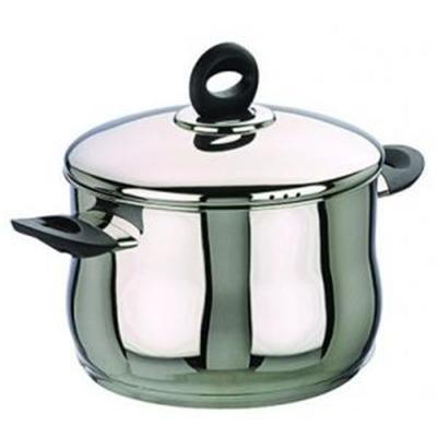 IBILI - Ustensiles et accessoires de cuisine - marmite inox bali 22cm ( 6602-22-1 )