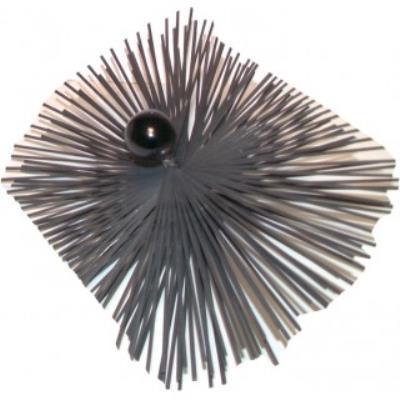 Hérisson acier trempé à boule 230mm x 340mm