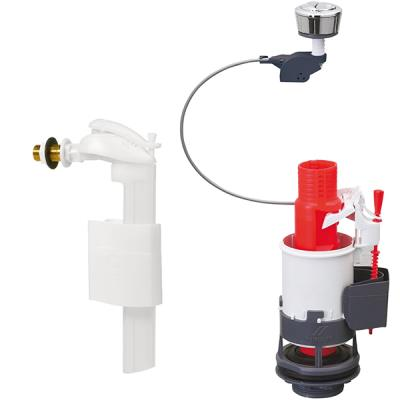 Mécanisme économie d'eau mw² f90 Wirquin-14013401