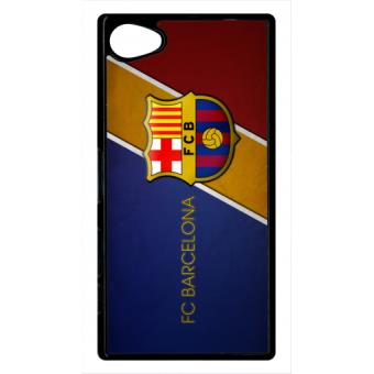 coque sony xperia z5 compact fc barcelona tri couleur achat prix fnac. Black Bedroom Furniture Sets. Home Design Ideas