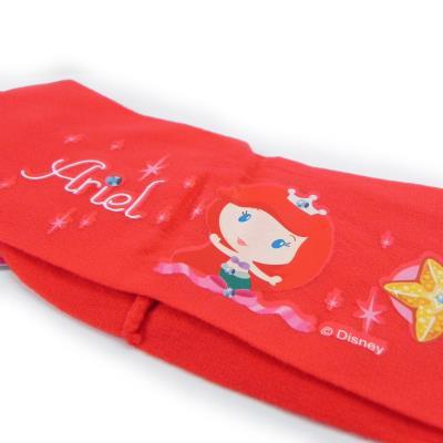 Bandeau 'Princess Jewels' rouge