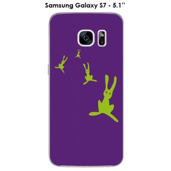 coque lapin samsung galaxy s7