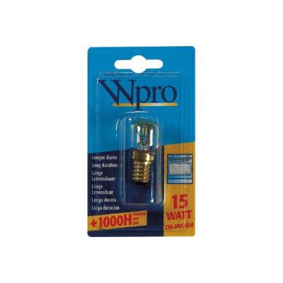 Wpro LFO007 - Ampoule de rechange pour four