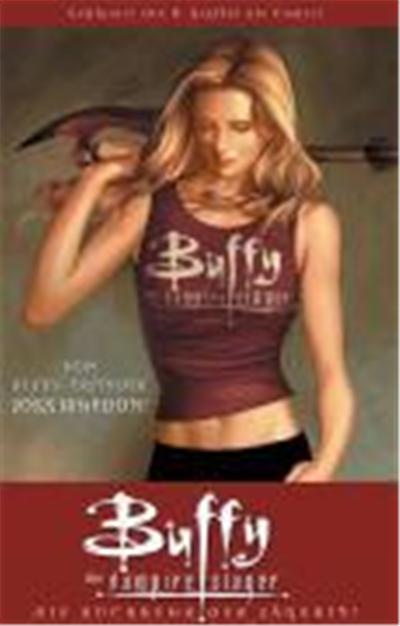 Buffy, Staffel 8. Bd. 01