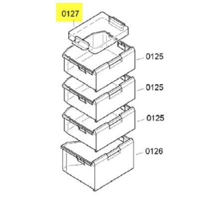 Bosch Bac De Congelation Ref: 00661537