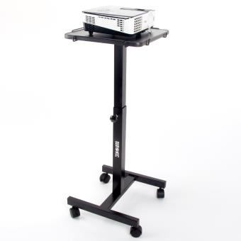 duronic wps20 support roulettes vid oprojecteur ordinateur supports muraux achat prix. Black Bedroom Furniture Sets. Home Design Ideas