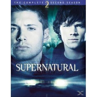 SUPERNATURAL - S2 (6DVD) (IMP)