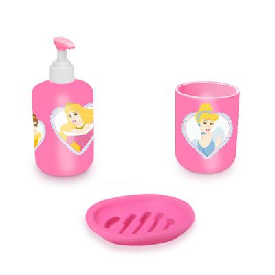 Eli - Pack accessoire de salle de bain 'Disney Princesse'