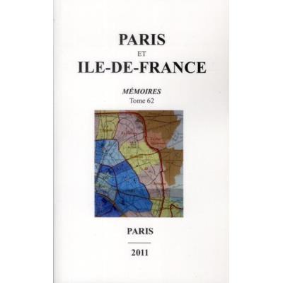 Memoires Paris Ile De France 62