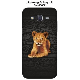 coque samsung galaxy j5 lion