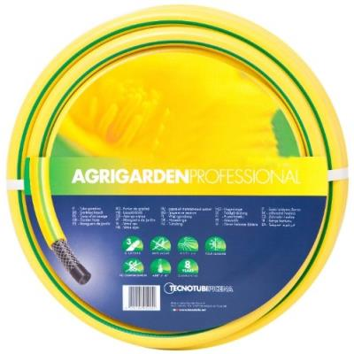 00120342 Tecnotubi Picena Agrigarden Tuyau D'Arrosage 19 Mm 25 M