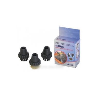 jeu de brosses steamtec pour petit electromenager nilfisk advance
