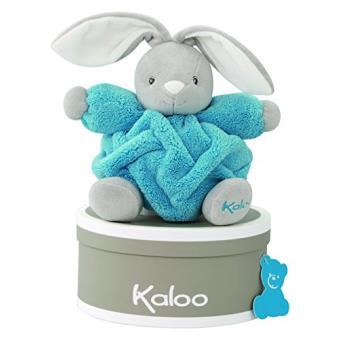 Bleu Doudou Neon Peluche Fluo 18 P'tit Achat Kaloo Lapin Cm TK3F1lJc
