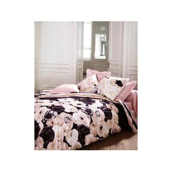 awesome housse de couette x cm sonia rykiel black rose achat u prix fnac with drap sonia rykiel. Black Bedroom Furniture Sets. Home Design Ideas