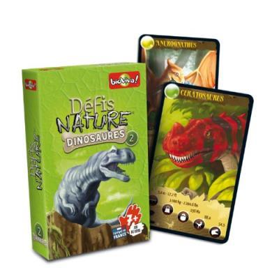 Défis Nature Dinosaures 2 Bioviva