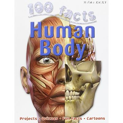 100 Facts Human Body