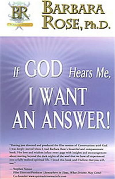 If God Hears Me, I Want an Answer!
