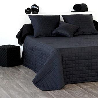 couvre lit venus Couvre lit matelassé 220 x 240 VENUS NOIR   Achat & prix | fnac couvre lit venus