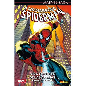 Asombroso spiderman 3-vida y-marvel