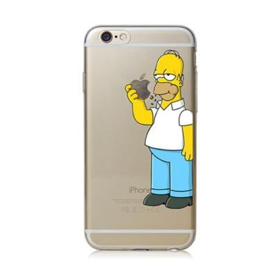 coque homer iphone 5