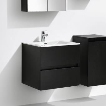 Meuble salle de bain design simple vasque siena largeur 60 ...
