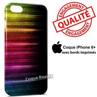 coque multicolor iphone 6