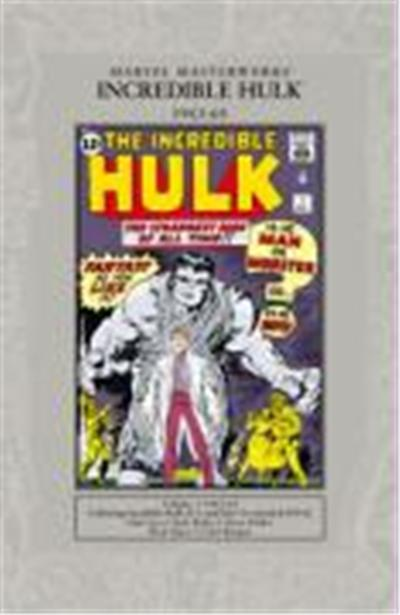 Incredible Hulk 1963-1964