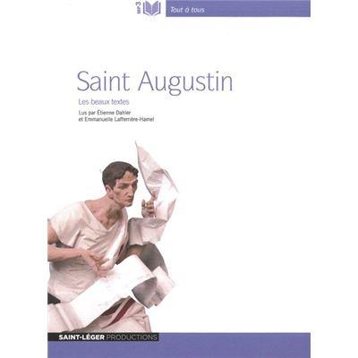 Saint Augustin, les plus beaux textes - Audiolivre