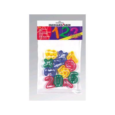 dtm loisirs creatifs - 15 emporte pieces chiffres